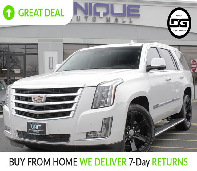 2016 Used Cadillac Escalade 4WD 4dr Premium Collection At