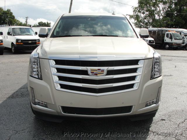 2016 Cadillac Escalade ESCALADE PREMIUM AWD-22S-NAVIGATION-KONA LEATHER-DVD-QUADS - 18136758 - 9