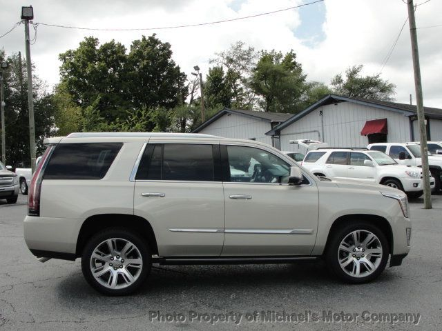 2016 Cadillac Escalade ESCALADE PREMIUM AWD-22S-NAVIGATION-KONA LEATHER-DVD-QUADS - 18136758 - 2