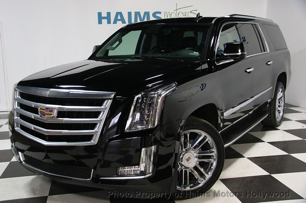 2016 Cadillac Escalade ESV 2WD 4dr Luxury Collection - 16298953