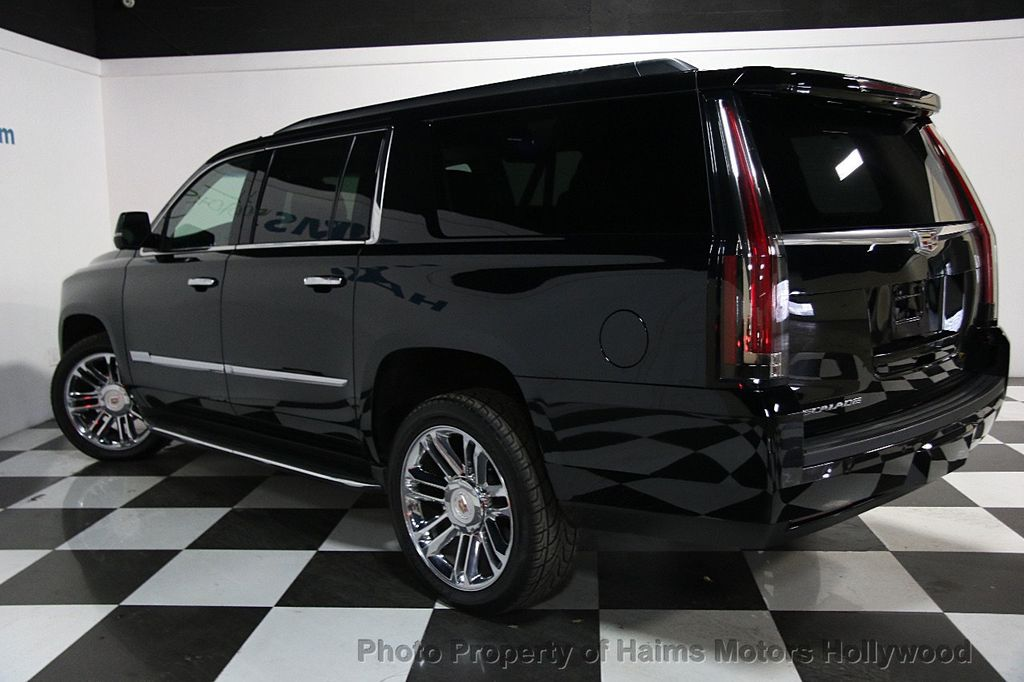 2016 Cadillac Escalade ESV 2WD 4dr Luxury Collection - 16298953 - 3