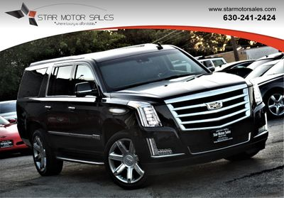 2016 Cadillac Escalade ESV 4WD 4dr Luxury Collection SUV