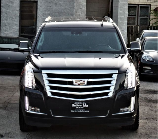 2016 Cadillac Escalade ESV 4WD 4dr Luxury Collection - Click to see full-size photo viewer