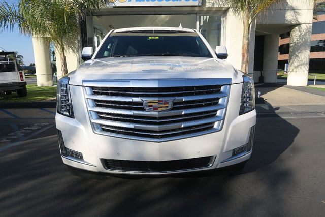 2016 Cadillac Escalade ESV 4WD 4dr Platinum - Click to see full-size photo viewer