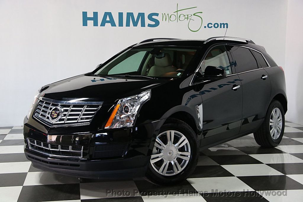2016 used cadillac srx fwd 4dr luxury collection at haims motors serving fort lauderdale. Black Bedroom Furniture Sets. Home Design Ideas