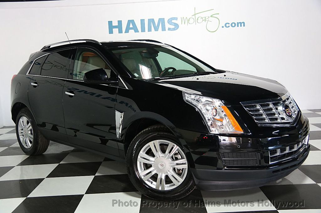 2016 used cadillac srx fwd 4dr luxury collection at haims motors hollywood serving fort. Black Bedroom Furniture Sets. Home Design Ideas
