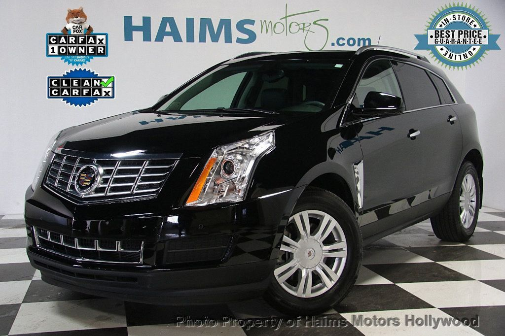 2016 Cadillac Srx Fwd 4dr Luxury Collection Suv For Sale