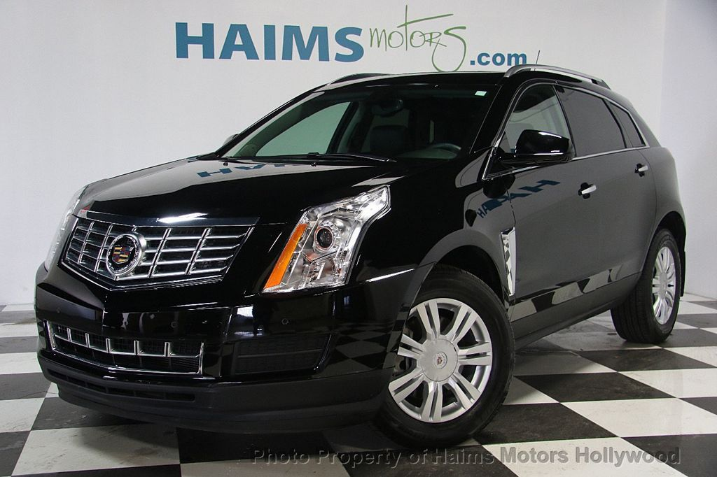 2016 Cadillac Srx Fwd 4dr Luxury Collection 17089175 1
