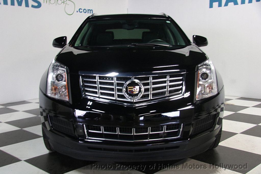 2016 cadillac srx fwd 4dr luxury collection suv for sale in hollywood fl 25 877 on. Black Bedroom Furniture Sets. Home Design Ideas