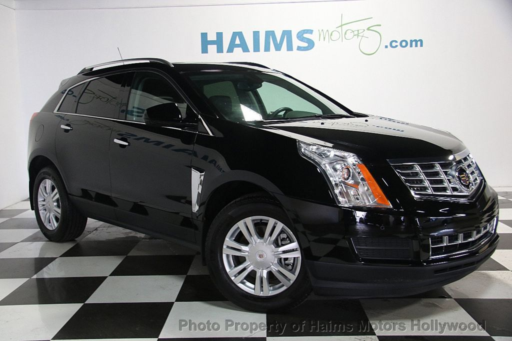 2016 Cadillac SRX FWD 4dr Luxury Collection - 17089175 - 3