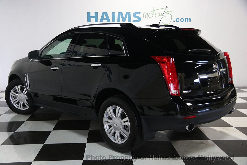 2016 Cadillac SRX FWD 4dr Luxury Collection - 17089175 - 4
