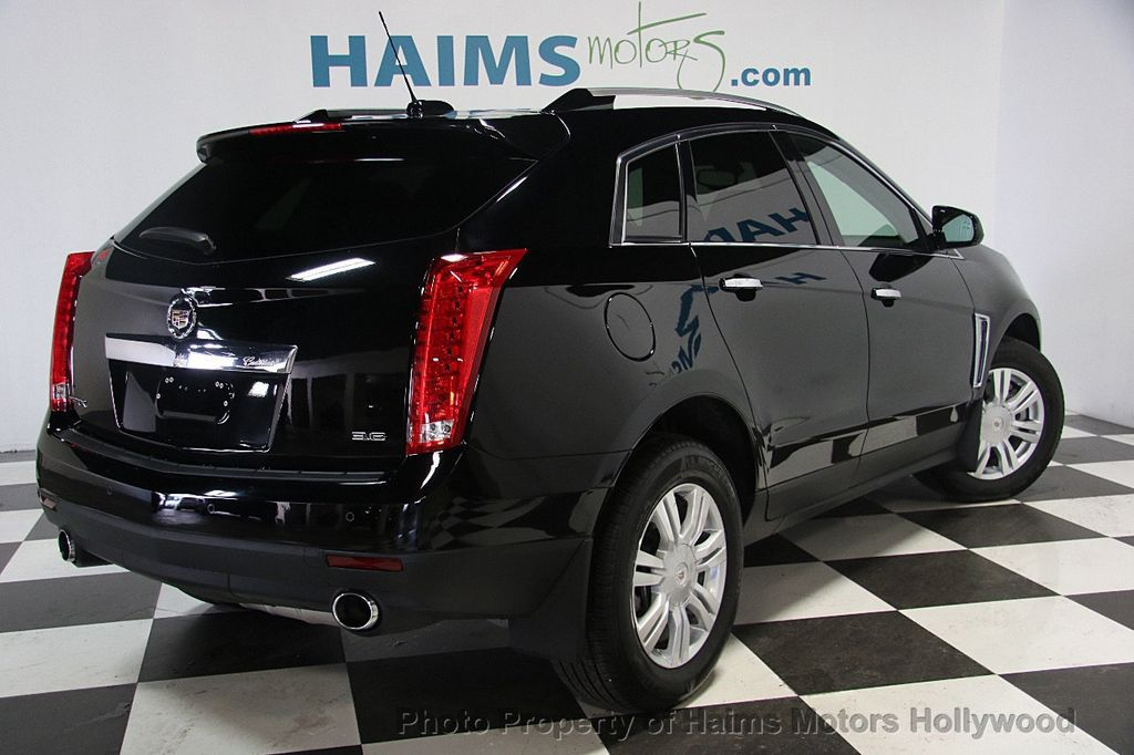 2016 Used Cadillac SRX FWD 4dr Luxury Collection at Haims Motors Serving Fort Lauderdale ...