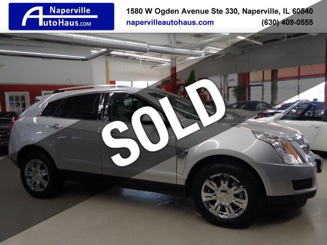 2016 Cadillac SRX FWD 4dr Luxury Collection - 18489410 - 0