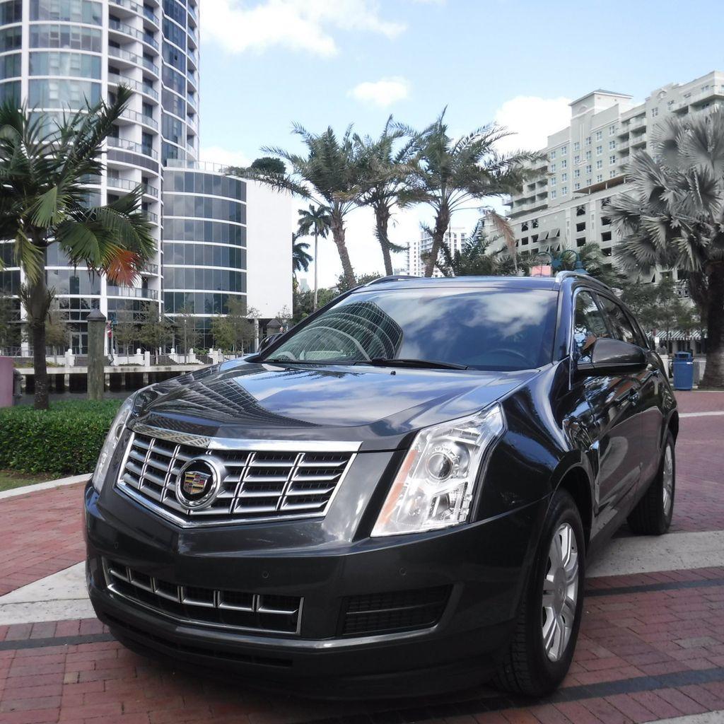 2016 Cadillac SRX FWD 4dr Luxury Collection   eBay