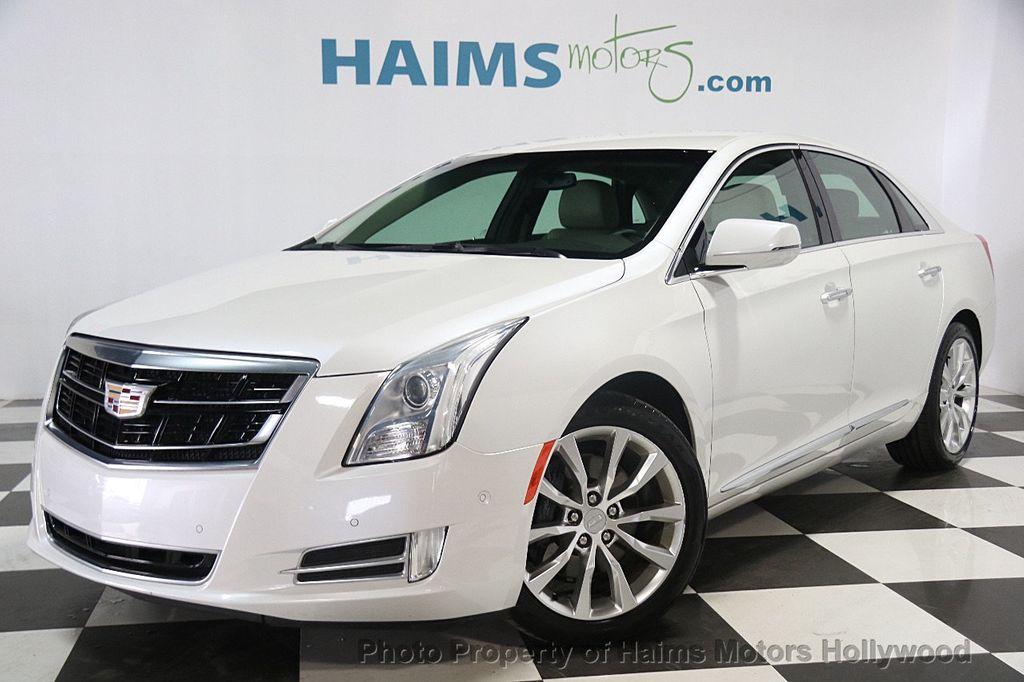 2016 used cadillac xts 4dr sedan luxury collection fwd at haims motors ft lauderdale serving. Black Bedroom Furniture Sets. Home Design Ideas
