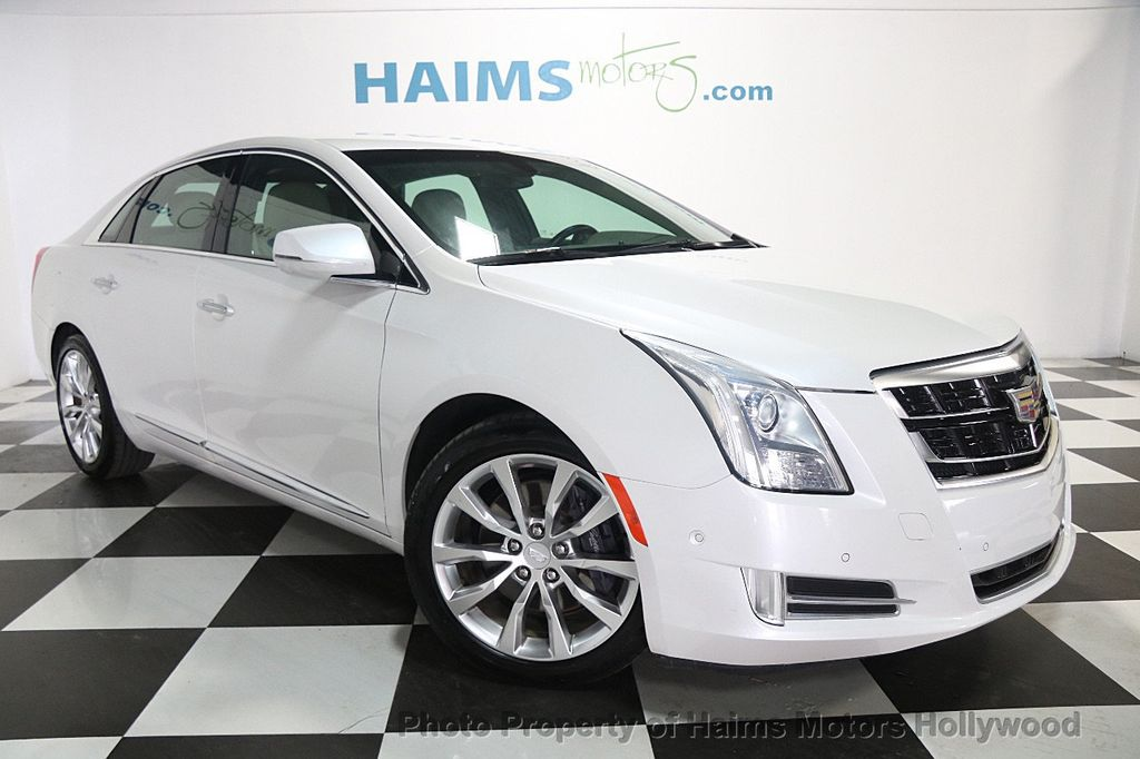 2016 used cadillac xts 4dr sedan luxury collection fwd at haims motors serving fort lauderdale. Black Bedroom Furniture Sets. Home Design Ideas