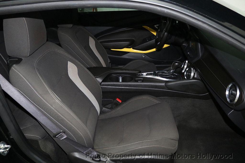 2016 Chevrolet Camaro 2dr Coupe LT w/1LT - 17907515 - 12