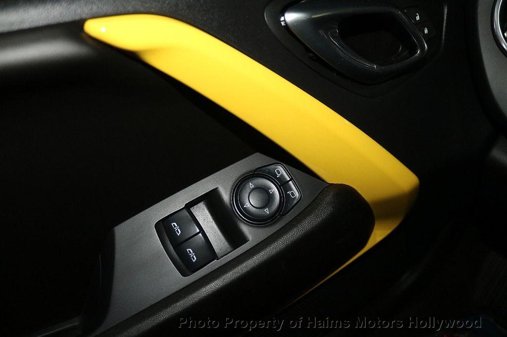 2016 Chevrolet Camaro 2dr Coupe LT w/1LT - 17907515 - 22