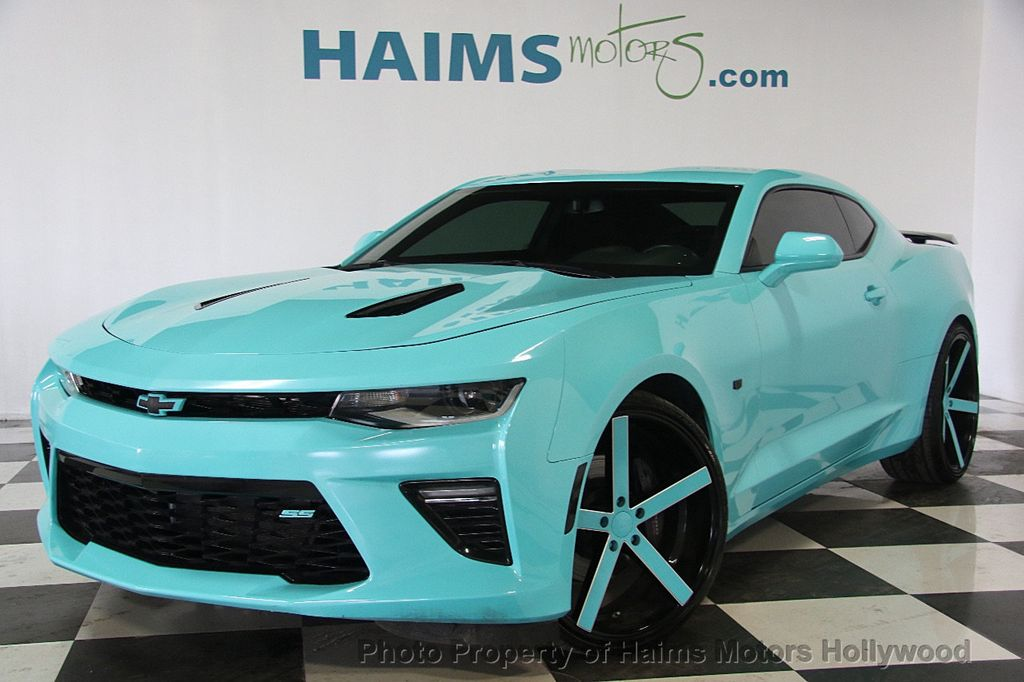 2016 Chevrolet Camaro 2dr Coupe Ss W 1ss 17241647 1
