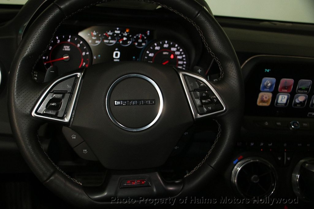 2016 Chevrolet Camaro 2dr Coupe SS w/1SS - 17241647 - 22