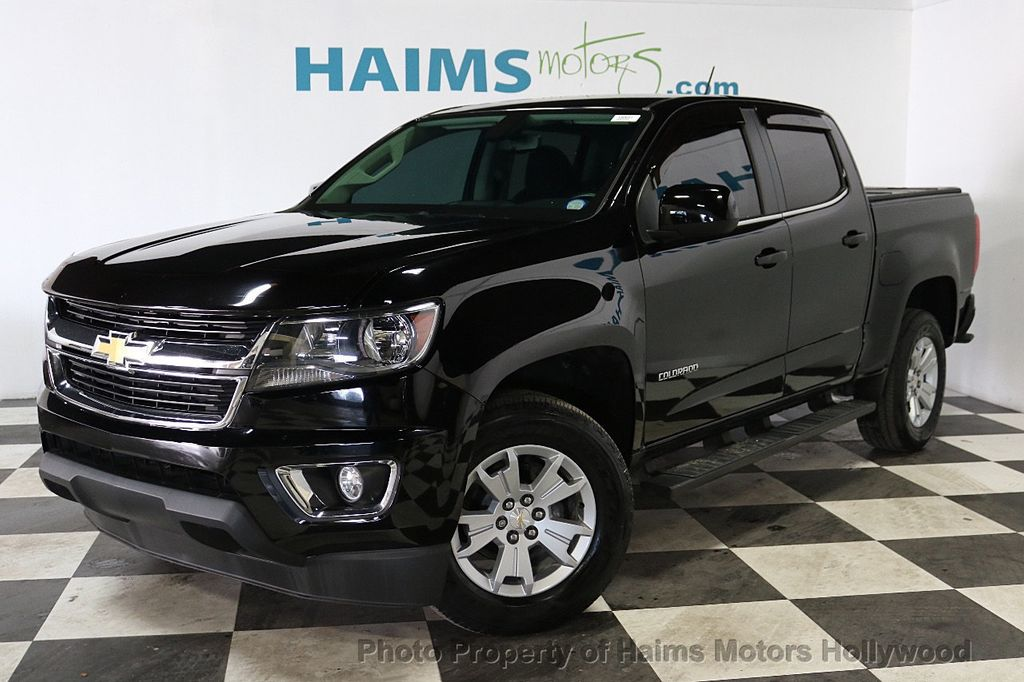 2016 Chevrolet Colorado  - 18574871 - 1