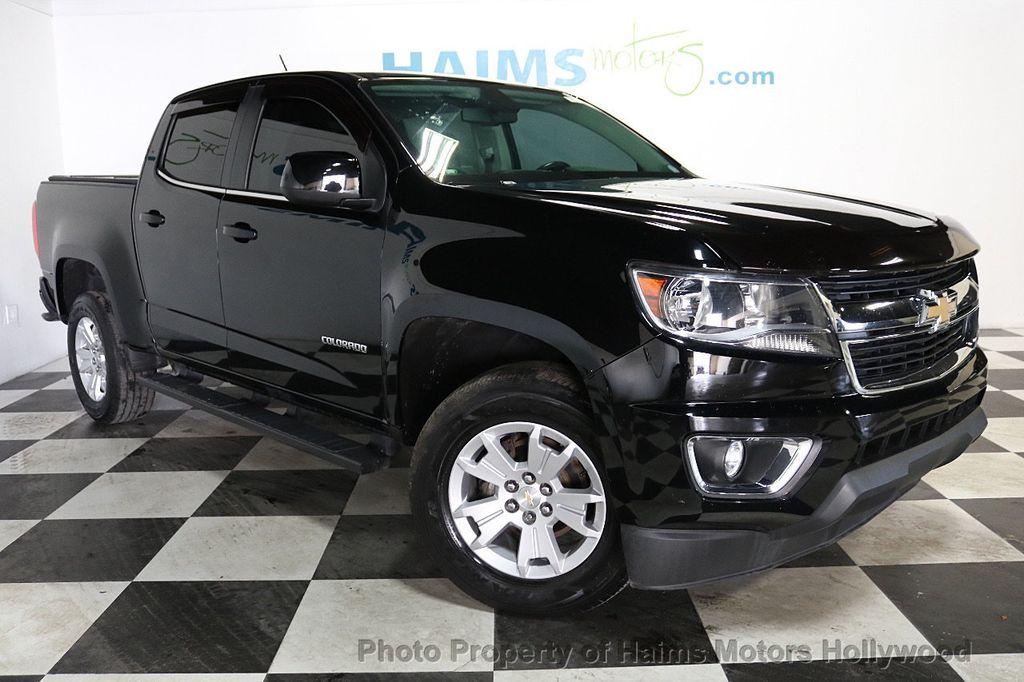 2016 Chevrolet Colorado  - 18574871 - 3
