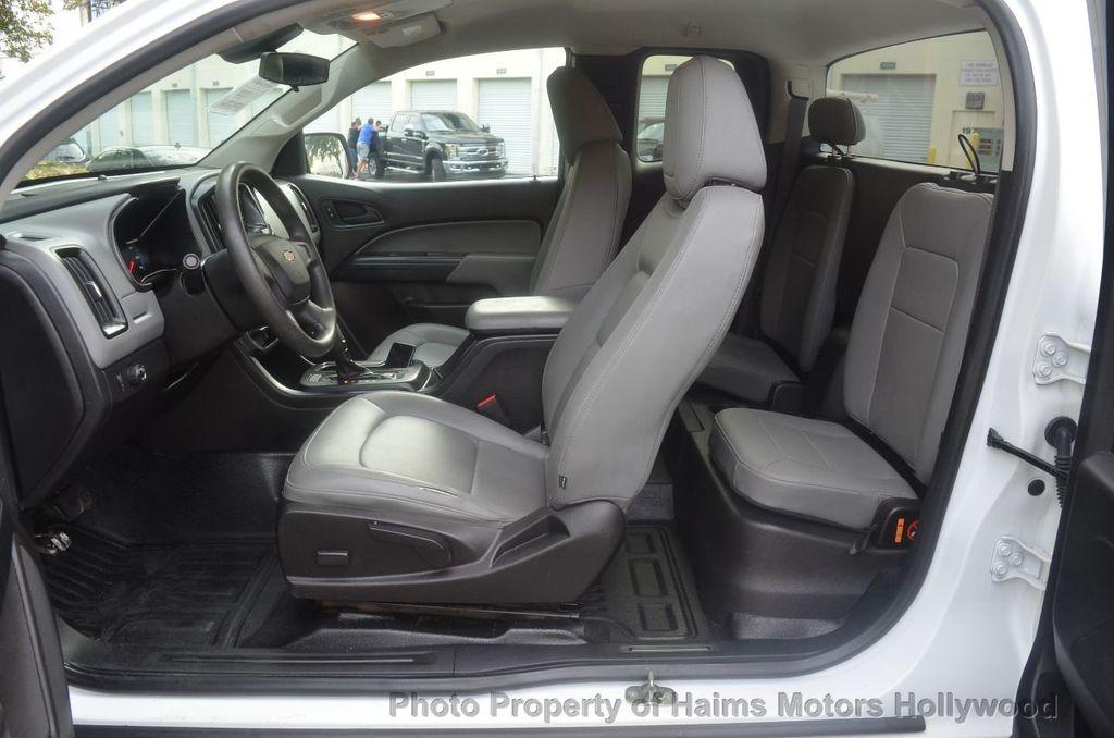"""2016 Chevrolet Colorado 2WD Ext Cab 128.3"""" WT - 18163372 - 10"""