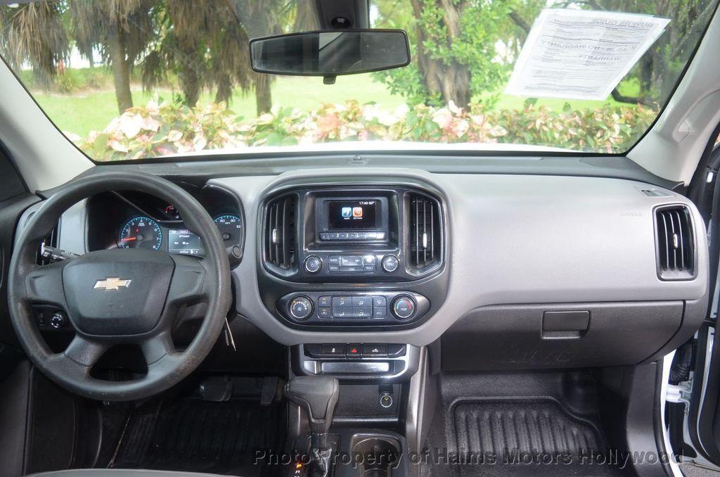 """2016 Chevrolet Colorado 2WD Ext Cab 128.3"""" WT - 18163372 - 11"""