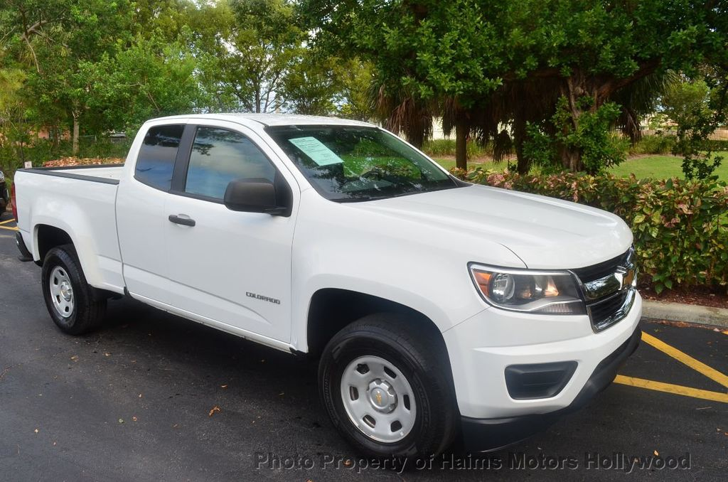"2016 Chevrolet Colorado 2WD Ext Cab 128.3"" WT - 18163372 - 2"