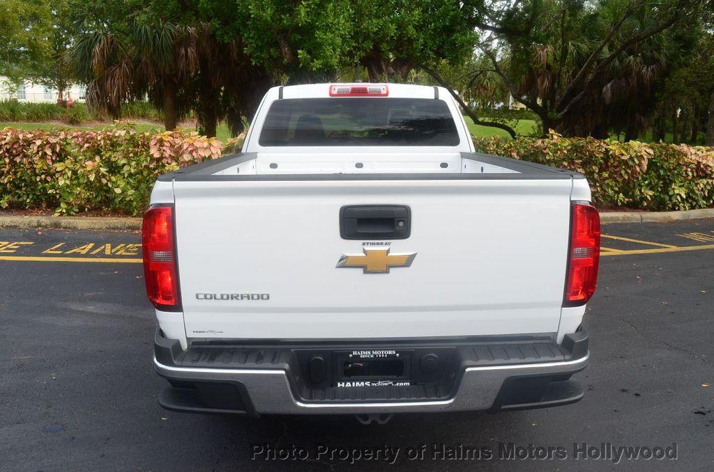 """2016 Chevrolet Colorado 2WD Ext Cab 128.3"""" WT - 18163372 - 7"""