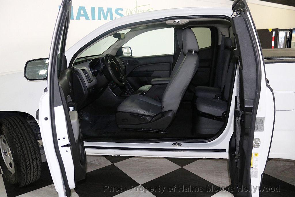 """2016 Chevrolet Colorado 2WD Ext Cab 128.3"""" WT - 18707073 - 9"""