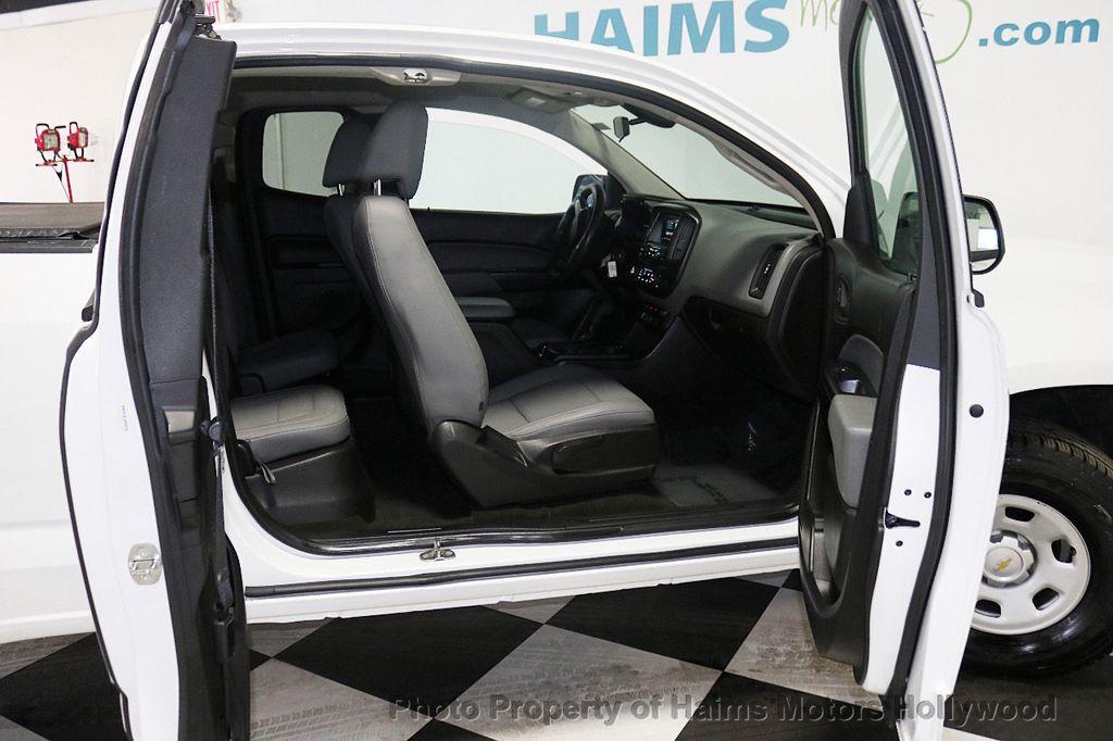 """2016 Chevrolet Colorado 2WD Ext Cab 128.3"""" WT - 18707073 - 11"""