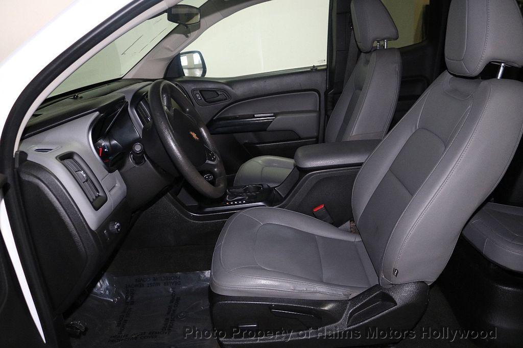 """2016 Chevrolet Colorado 2WD Ext Cab 128.3"""" WT - 18707073 - 15"""
