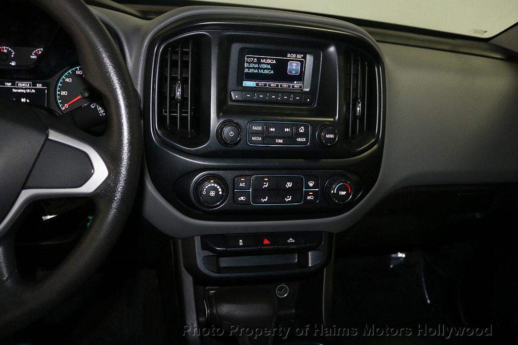 """2016 Chevrolet Colorado 2WD Ext Cab 128.3"""" WT - 18707073 - 17"""