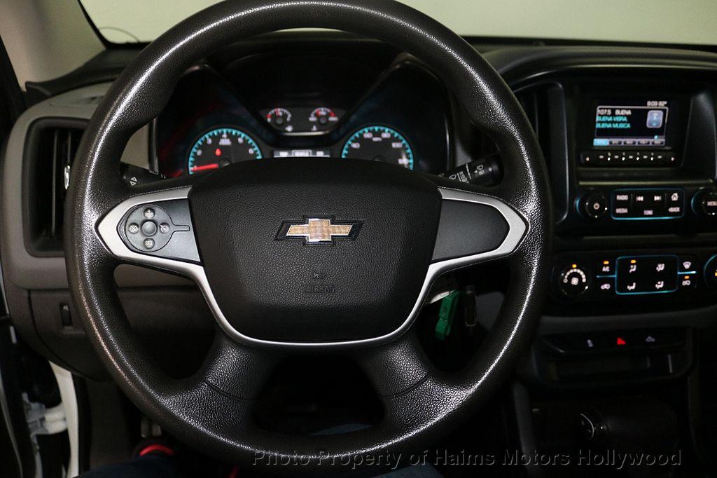 """2016 Chevrolet Colorado 2WD Ext Cab 128.3"""" WT - 18707073 - 22"""