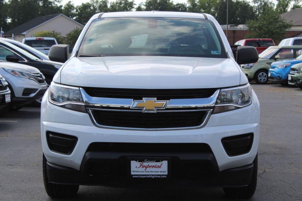 "2016 Chevrolet Colorado 2WD Ext Cab 128.3"" WT - 19208098 - 1"