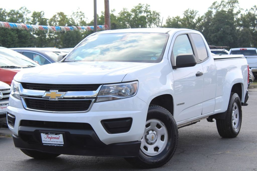 "2016 Chevrolet Colorado 2WD Ext Cab 128.3"" WT - 19208098 - 2"