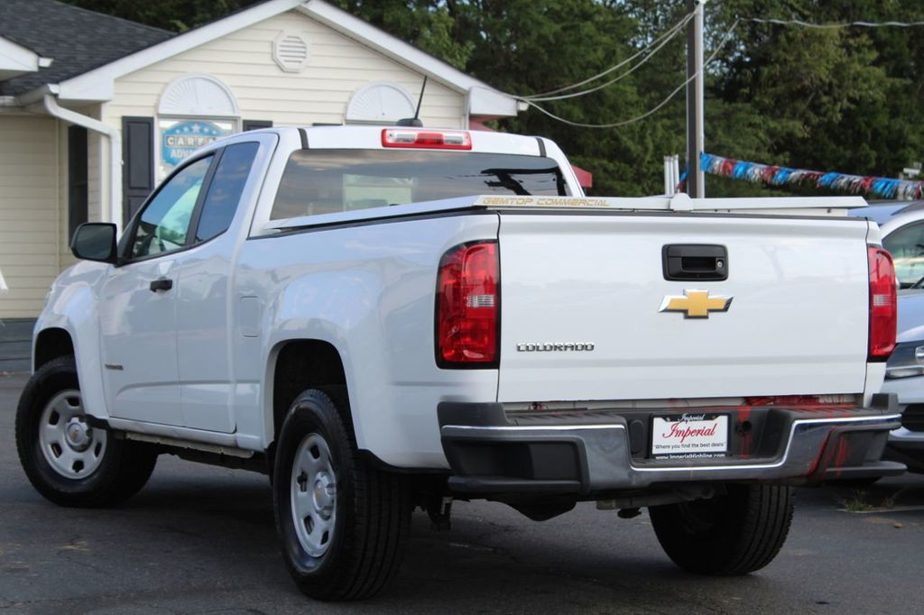 "2016 Chevrolet Colorado 2WD Ext Cab 128.3"" WT - 19208098 - 3"