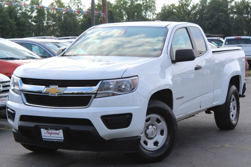 "2016 Chevrolet Colorado 2WD Ext Cab 128.3"" WT - 19208098 - 44"