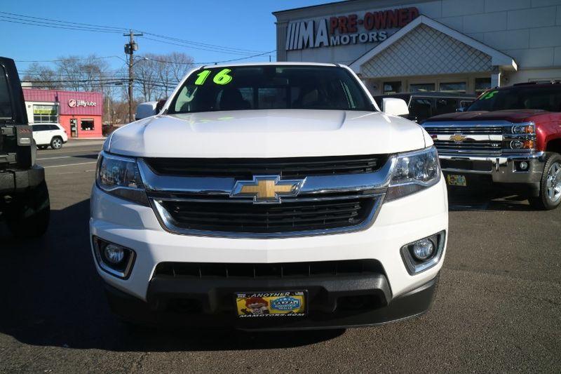 "2016 Chevrolet Colorado 4WD Ext Cab 128.3"" LT - 17261461 - 1"