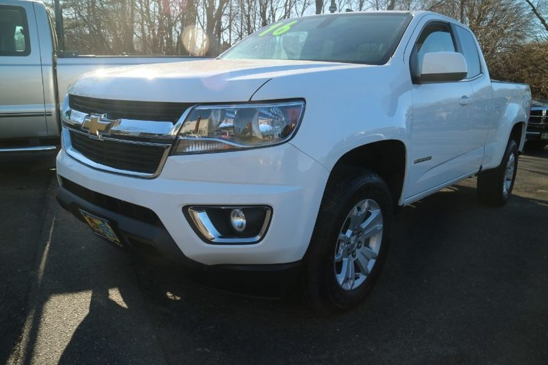 "2016 Chevrolet Colorado 4WD Ext Cab 128.3"" LT - 17261461 - 25"