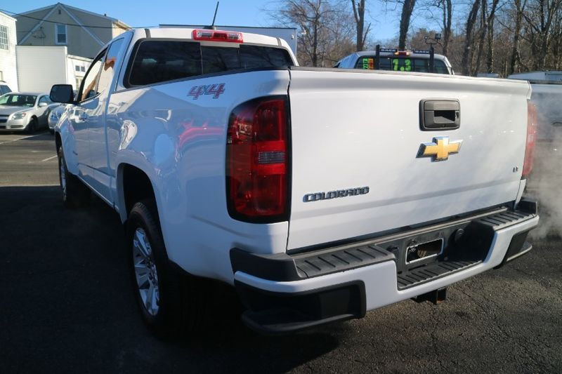 "2016 Chevrolet Colorado 4WD Ext Cab 128.3"" LT - 17261461 - 27"