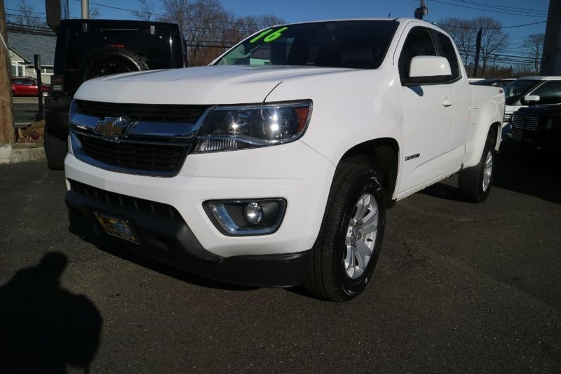 "2016 Chevrolet Colorado 4WD Ext Cab 128.3"" LT - 17261461 - 2"