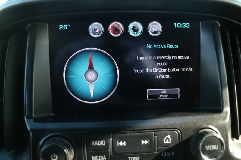 "2016 Chevrolet Colorado 4WD Ext Cab 128.3"" LT - 17261461 - 40"