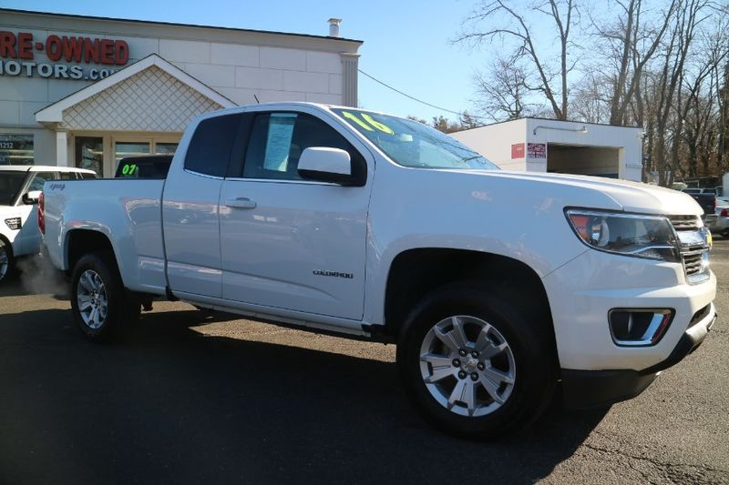 "2016 Chevrolet Colorado 4WD Ext Cab 128.3"" LT - 17261461 - 7"