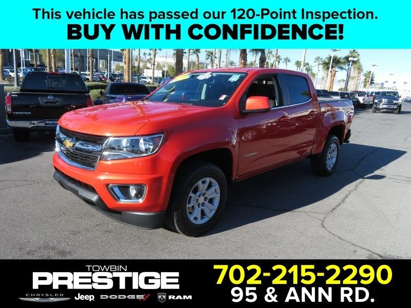 2016 Chevrolet Colorado LT - 17177453 - 0