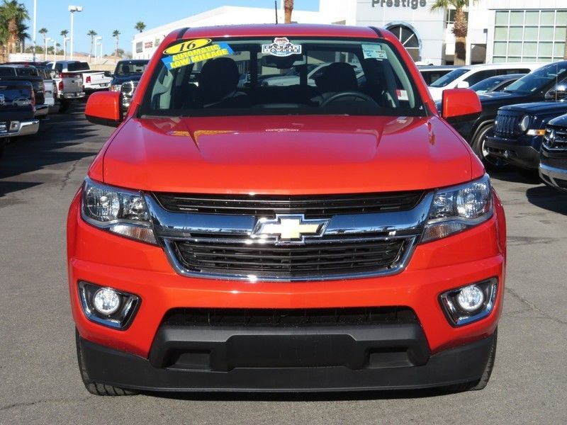 2016 Chevrolet Colorado LT - 17177453 - 1