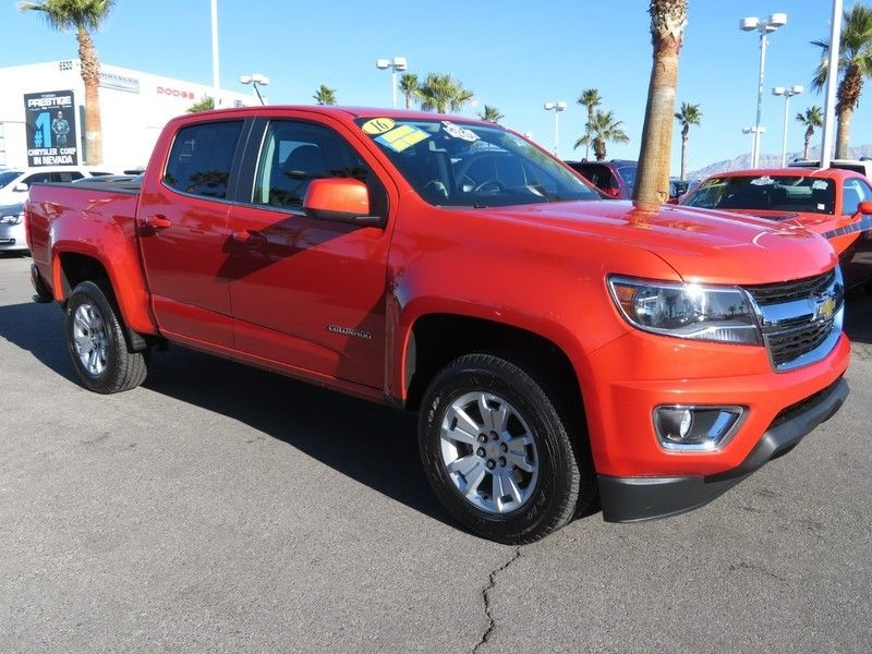2016 Chevrolet Colorado LT - 17177453 - 2
