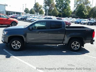 2016 Chevrolet Colorado Z71 - Click to see full-size photo viewer