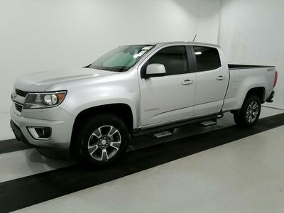 2016 Chevrolet Colorado - 1GCGTDE30G1134625
